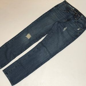 J Crew Vintage Slim Distressed Jeans, 29x32